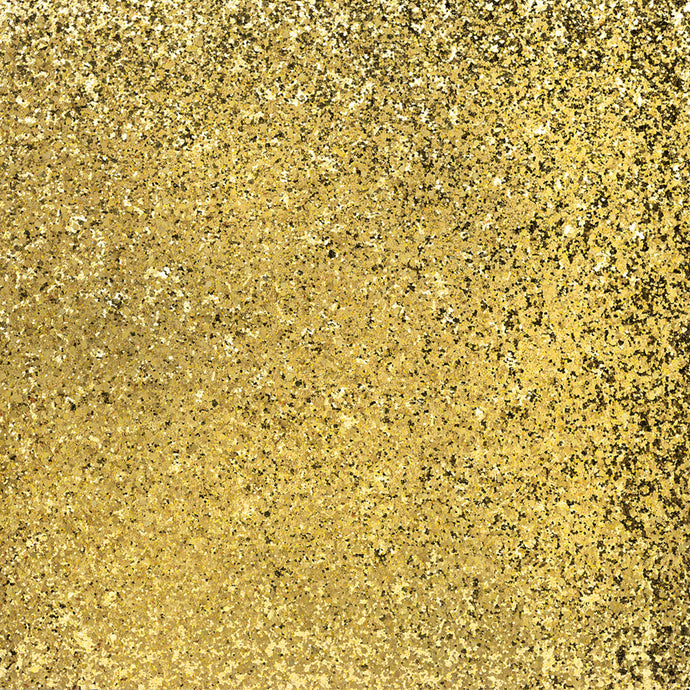 Chunky Gold Glitter 12x12 cardstock from American Crafts