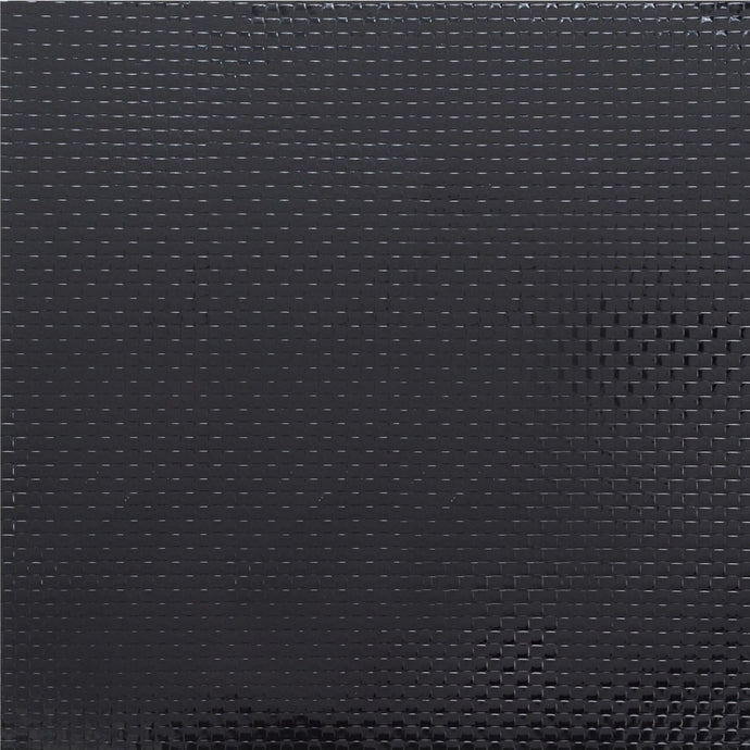 BLACK EMBOSSED SQUARES FOIL - 12x12 Cardstock - AC Specialty
