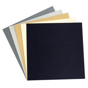 Precision Cardstock Variety Pack includes 60 sheets with 15 coordinated colors
