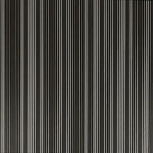 Load image into Gallery viewer, 12x12 patterned paper with white quad-stripe pattern on black background - American Crafts