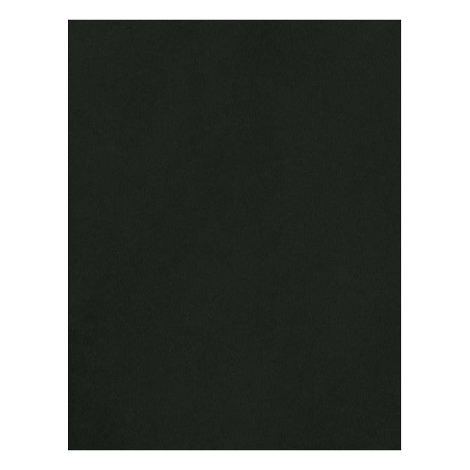 BLACK smooth 8.5x11 cardstock from American Crafts