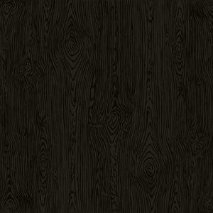 BLACK Wood Grain 12x12 Cardstock from American Crafts