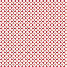 Load image into Gallery viewer, RED FLOWERS - 12x12 Double-Sided Patterned Cardstock