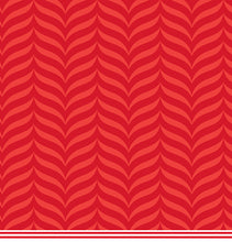 Load image into Gallery viewer, 12x12 patterned cardstock with crimson-on-red modified chevron design - American Crafts