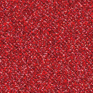 RED FLASH glitter cardstock by core'dinations® - 12x12 - heavyweight 80 lb - heavy glitter on matching core color