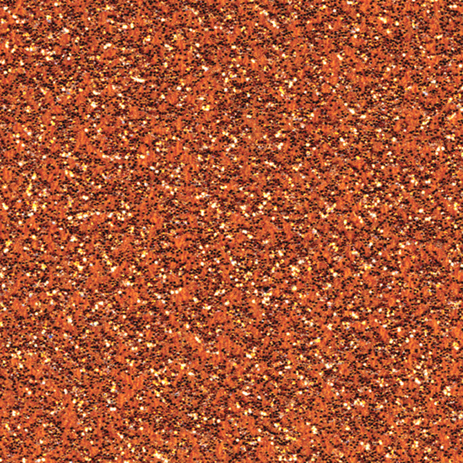 FIRE SPARK Orange 12x12 Glitter Silk Cardstock from core'dinations