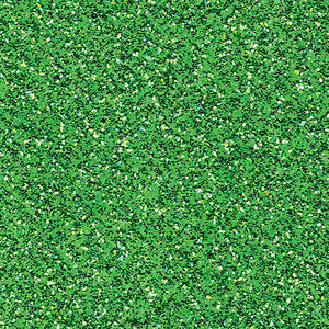 GREEN SHEEN glitter cardstock by core'dinations® - 12x12 - heavyweight 80 lb - heavy glitter on matching core color
