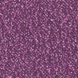 LAVENDER LUSTER glitter cardstock by core'dinations® - 12x12 - heavyweight 80 lb - heavy glitter on matching core color