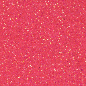 GLITTER GIRL pink Glitter Silk 12x12 cardstock from core'dinations