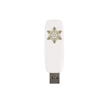 Load image into Gallery viewer, USB Drive with 200 creative HOLIDAY designs in PNG and SVG format