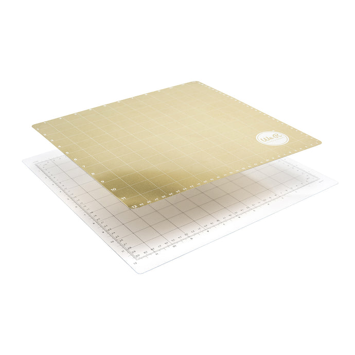 Foil Quill™ Magnetic Mat work with popular cutting machines to hold foil in place.