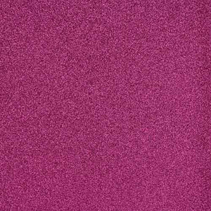 RASPBERRY bright, deep pink 12x12 glitter cardstock from American Crafts