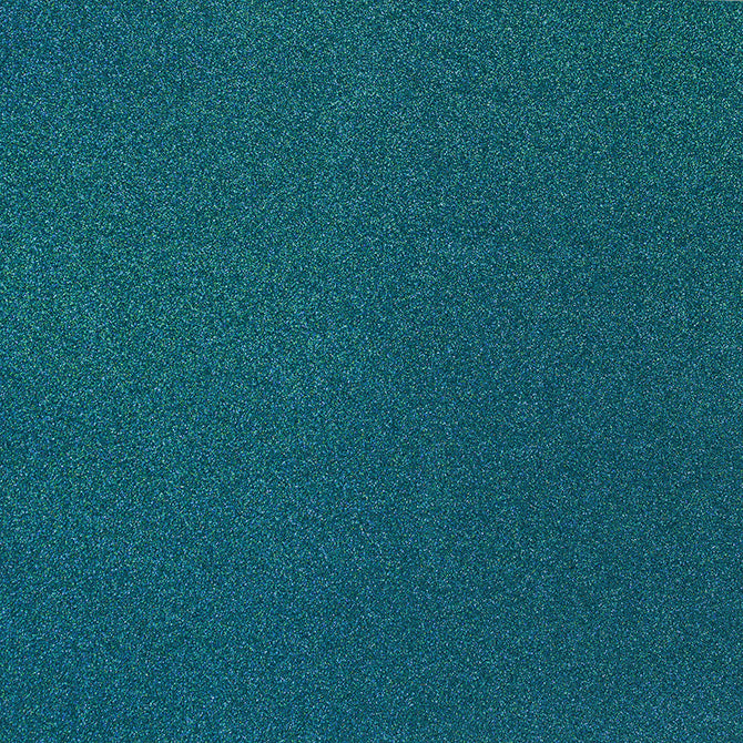 NEON BLUE 12x12 Glitter Cardstock from American Crafts