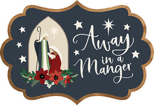 Load image into Gallery viewer, Logo for Away In A Manger Collection by Echo Park Paper Co.