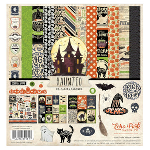 Carta Bella - HAUNTED 12x12 Collection Kit