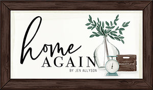 Home Again Collection logo