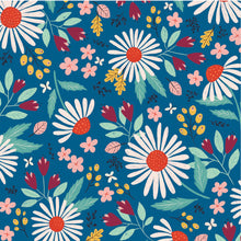 Load image into Gallery viewer, COUNTRY FLORAL 12x12 double-sided patterned paper by Echo Park Paper Co. - side A