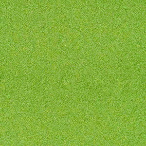 CRICKET lime green glitter cardstock from American Crafts