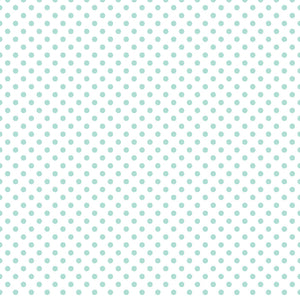 12x12 vellum paper with blue dots titled BLUE EGGS by Echo Park Paper Co.