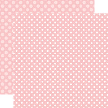 Load image into Gallery viewer, Strawberry Dot 12x12 Cardstock from Echo Park Paper Co.