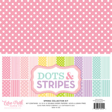 Load image into Gallery viewer, SPRING COLLECTION from Dots & Stripes by Echo Park Paper Co.