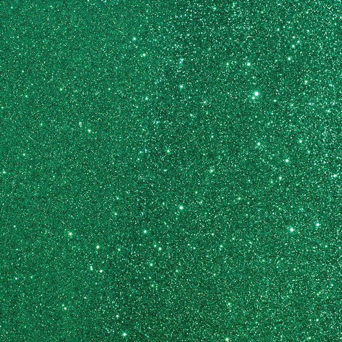 Emerald green Duo-Tone glitter cardstock from American Crafts - 12x12 sheets