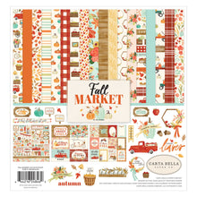 Load image into Gallery viewer, Fall Market Collection Kit from Carta Bella for fine autumn paper crafting