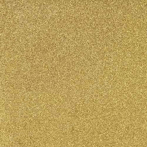 GOLD glitter 12x12 heavy cardstock from American Crafts