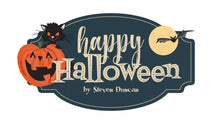 Load image into Gallery viewer, Logo for Happy Halloween Collection Kit by Carta Bella Paper