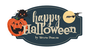 Logo for Happy Halloween Collection Kit by Carta Bella Paper