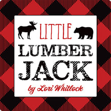 Load image into Gallery viewer, Little Lumberjack Collection logo