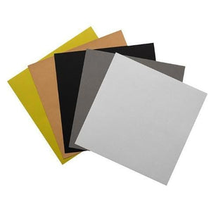 MODERN NEUTRALS SMOOTH VARIETY PACK_60 sheets_textured cardstock_10 colors__American Crafts_344852_fan