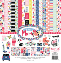 Load image into Gallery viewer, I AM MOM 12x12 Collection Kit by Echo Park Paper Co.