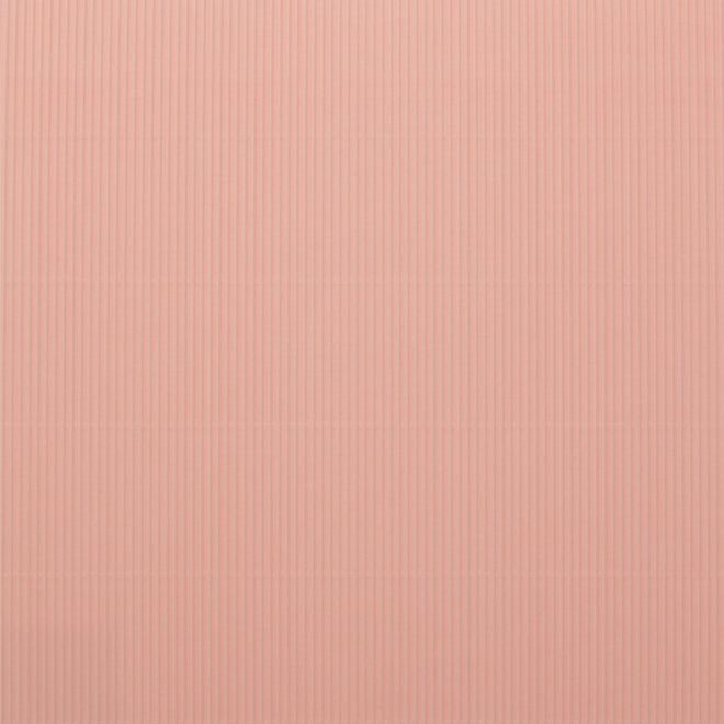 12x12 baby pink, corrugated specialty paper from DCWV