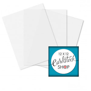 PEARL translucent vellum from Glama Natural - 8½ x 11 sheets