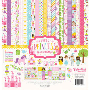 PERFECT PRINCESS 12x12 Collection Kit from Echo Park Paper Co.