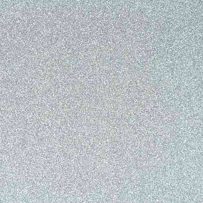 Glitter Cardstock 12-Inch by 12-Inch Silver 15 Per Pack
