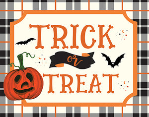 Logo for Trick or Treat Page Kit from Echo Park Paper