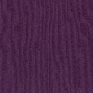 Bazzill VELVET dark purple cardstock_12x12_80 lb cover and scrapbook paper