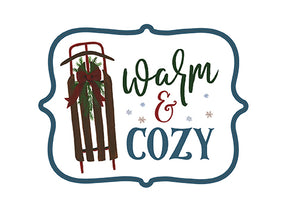 Warm and Cozy logo
