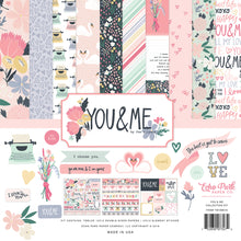 Load image into Gallery viewer, YOU & ME 12x12 Collection Kit from Echo Park Paper Co.