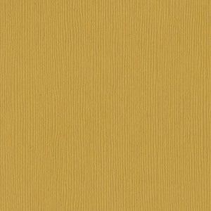 Bazzill Basics YUKON GOLD cardstock - 12x12 inch - 80 lb - textured scrapbook paper