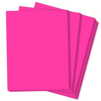 FIREBALL FUCHSIA Astrobrights 8.5x11 cardstock from Neenah Paper