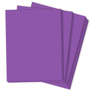 GRAVITY GRAPE Astrobrights 8.5 x 11 cardstock from Neenah Paper Co.