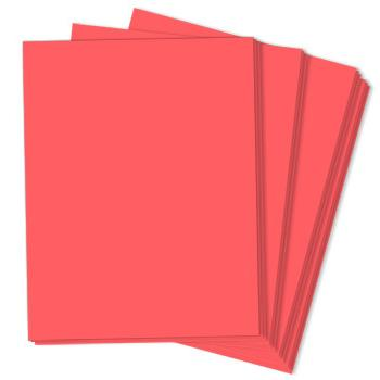 ROCKET RED Astrobrights 8.5 x 11 cardstock from Neenah Paper Co.