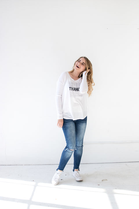 Thankful Long-Sleeve T-Shirt