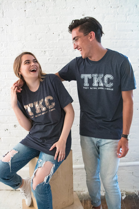 TKC Thy Kingdom Come Tee