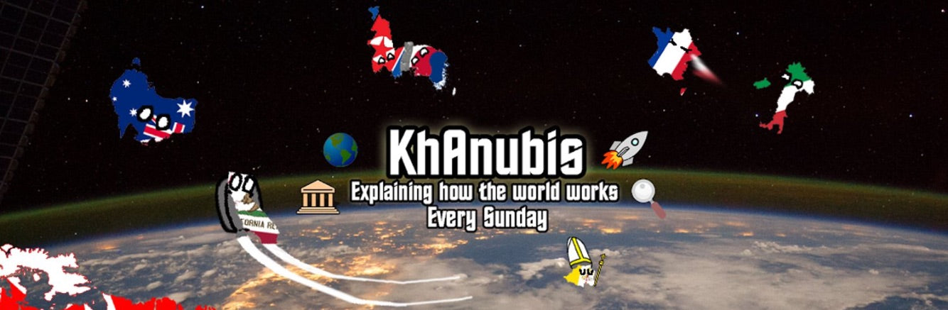 The official merch store of Khanubis