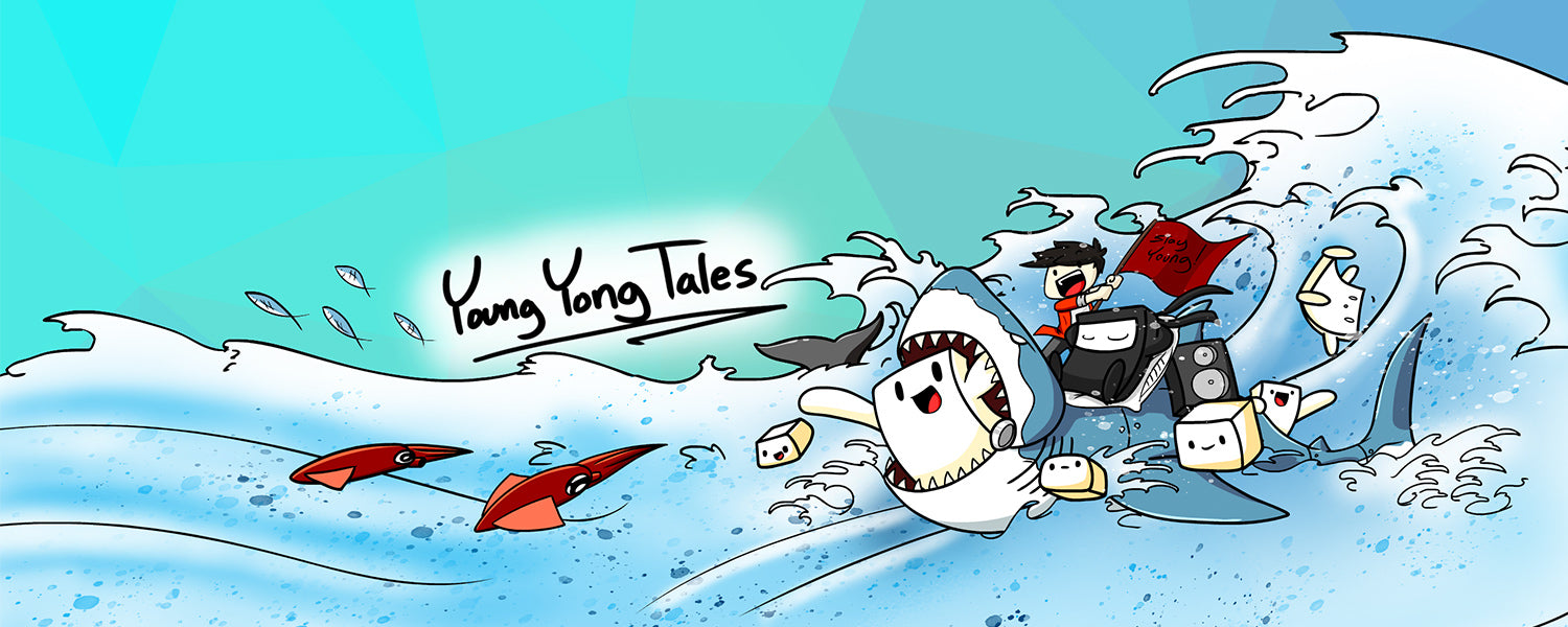 Yong Yong Tales Merch at Crowdmade