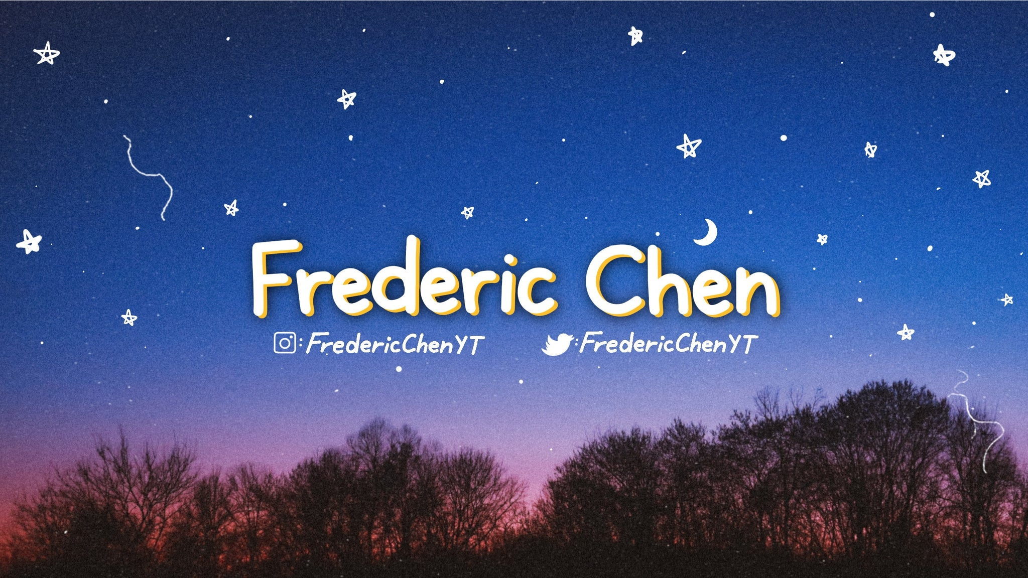 The official merch store for Frederic Chen!